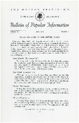 Bulletin of Popular Information V. 36 No. 06