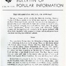 Bulletin of Popular Information V. 33 No. 10