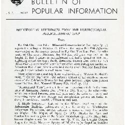 Bulletin of Popular Information V. 32 No. 07