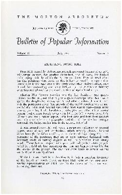 Bulletin of Popular Information V. 36 No. 07