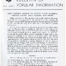Bulletin of Popular Information V. 33 No. 08