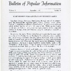 Bulletin of Popular Information V. 38 No. 05