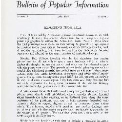 Bulletin of Popular Information V. 39 No. 04