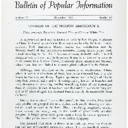 Bulletin of Popular Information V. 38 No. 08