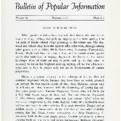 Bulletin of Popular Information V. 34 No. 02