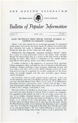 Bulletin of Popular Information V. 37 No. 04