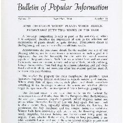Bulletin of Popular Information V. 38 No. 07
