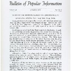 Bulletin of Popular Information V. 37 No. 05
