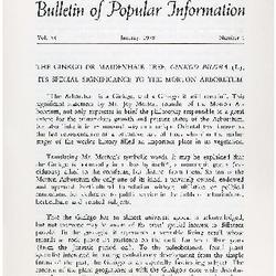 Bulletin of Popular Information V. 35 No. 09