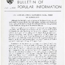Bulletin of Popular Information V. 32 No. 09