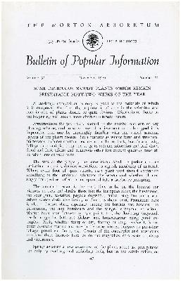 Bulletin of Popular Information V. 35 No. 11