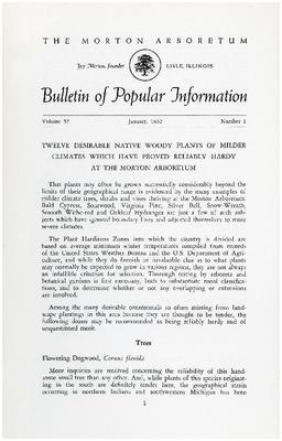 Bulletin of Popular Information V. 37 No. 01