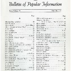 Bulletin of Popular Information V. 36 No. 08