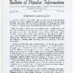 Bulletin of Popular Information V. 39 No. 12