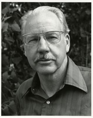 Alfred Etter, headshot