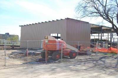 Arbordale: Plant Production Building Construction