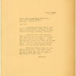 1935/04/20: E. A. Meyer Associated Nurseries to Edsel Ford