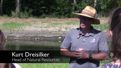 Know Your Arboretum: Making the Grade with Kurt Dreisilker