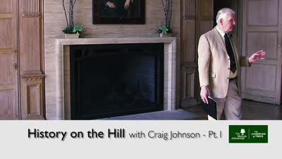 Know Your Arboretum: History on the Hill with Craig Johnson, Pt.1