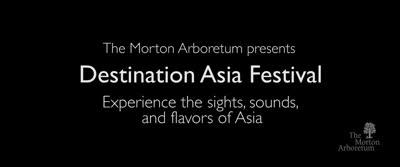 Destination Asia Festival, August 6-7, 2016, trailer
