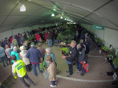 Arbor Day, 2016, Plant Sale, timelapse