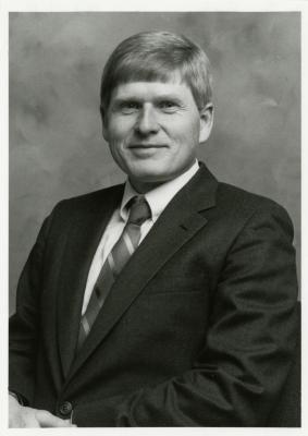 Dr. Tom Green, portrait