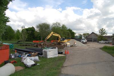 South Farm Construction (May 2016)