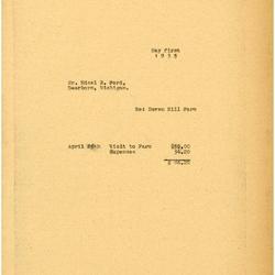 1935/05/01: Marshall Johnson to Edsel Ford