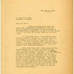1935/05/27: Marshall Johnson to Edsel Ford
