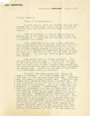 1917/06/04: Joy Morton to Sterling Morton
