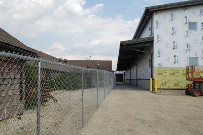 Vehicle Storage Building Construction (August 2016)
