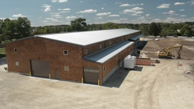 Vehicle Storage Building
