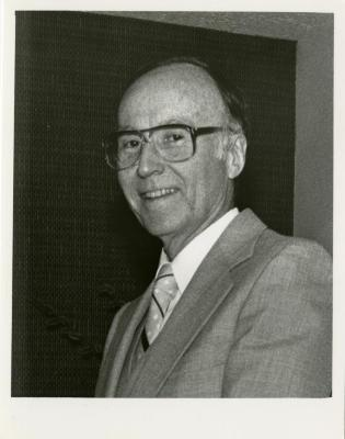 Dr. Marion T. Hall