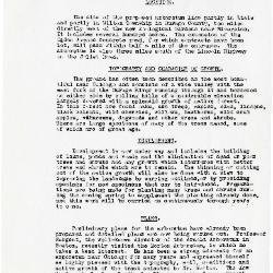1921/11/26: C. S. Sargent to Joy Morton