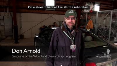 Woodland Stewardship Program, What Do Volunteer Stewards Do, social media, open captions