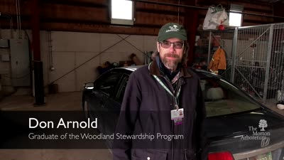 Woodland Stewardship Program, What Do Volunteer Stewards Do, online ad, PHTV