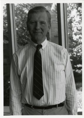 Craig Johnson, portrait