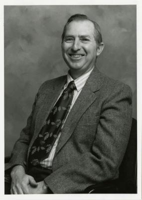 Dr. William Hess, portrait