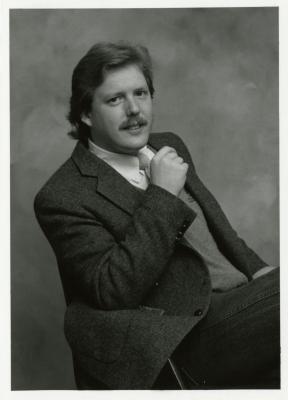 Gary Irving, portrait