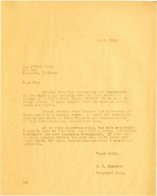 1930/05/05: Lowell Kammerer to Albert Aaker