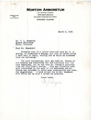 1935/03/08: N.J. Bryan to E.L. Kammerer