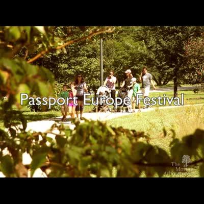 Passport Europe Festival, June 20-21, 2015, 15 second trailer