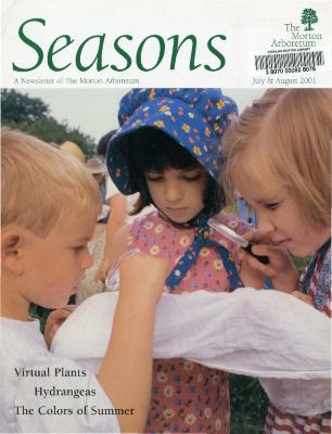 Seasons: July/August 2001