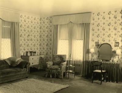Morton Residence at Thornhill, master bedroom
