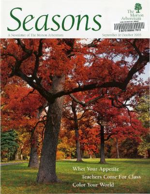 Seasons: September/October 2003