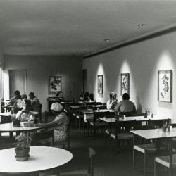 Ginkgo Coffee Shop in the Visitor Center