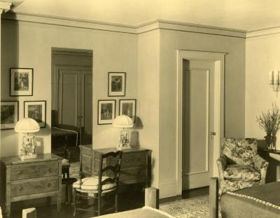 Morton Residence at Thornhill, bedroom
