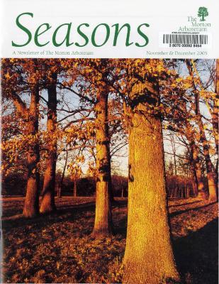 Seasons: November/December 2005