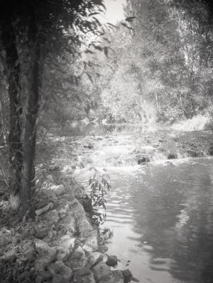 DuPage River rapids