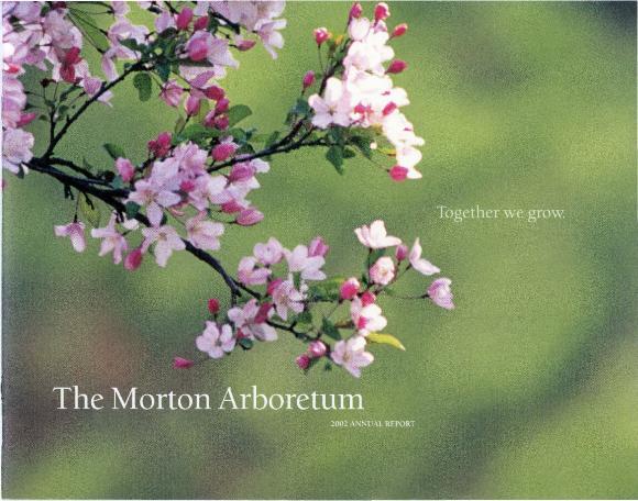 The Morton Arboretum Annual Report, 2002